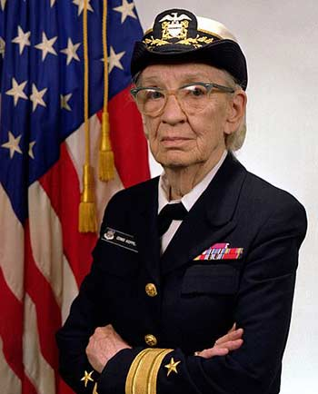 """Amazing"" Grace Hopper"